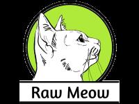 Raw-Meow-logo-Russian-Blue-TRANS